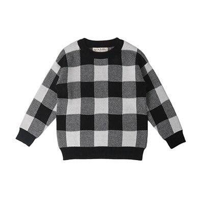 1 -6Yrs Baby Girls Sweater Autumn Winter Baby Boy Sweater Boys Girls Stripe Children Clothes Children Clothing 11