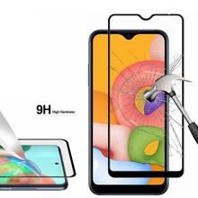 9H Gehärtetem Glas für Samsung A11 A21S A51 A31 A01 Screen Protector für Samsung Galaxy A 11 21S 51 31 01 bildschirm Front Schutz