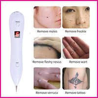 6 level LCD Plasma Pen Face Skin care Dark Spot Remover Laser Mole Wart Removal Tattoo/Freckle Facial Skin Tag Removal Machine