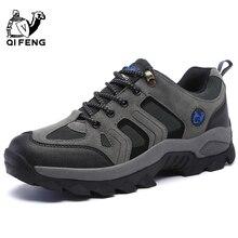 Hommes femmes Sports de plein air randonnée chaussures respirant escalade chaussures Trekking baskets classique bottes décontractées Couple cadeau