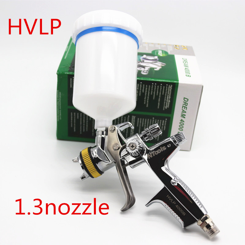 Высококачественный пистолет-распылитель краски, высокоэффективный лимитированный выпуск 1,3 B HVLP/ LVMP/RP пистолет-распылитель краски для авто...