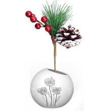 Wedding Decorations Artificial Plants Berry Pine Needles Cone Branch for Flower Arrangements Wreaths Christmas