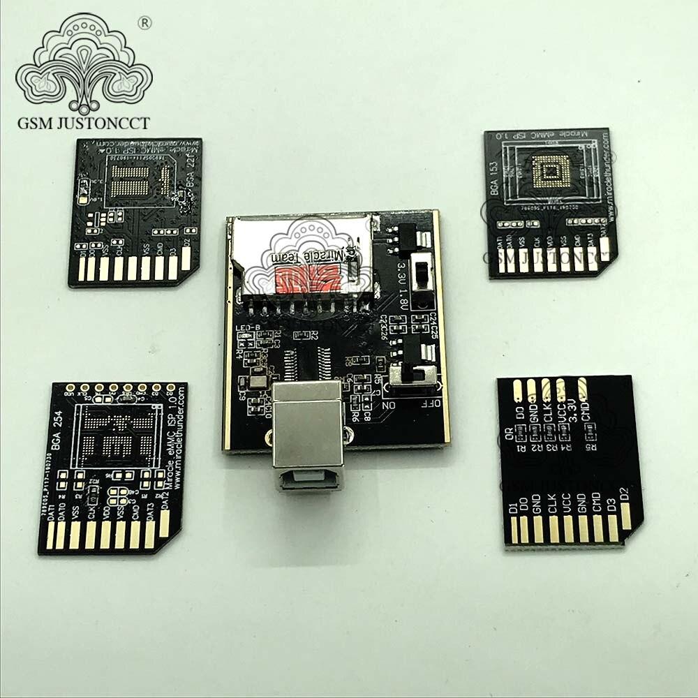 Miracle eMMC - GSM JUSTONCCT -A3