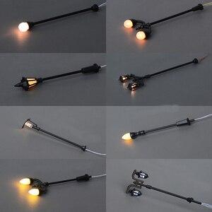 5PCS Garden Street Light Lampposts Model