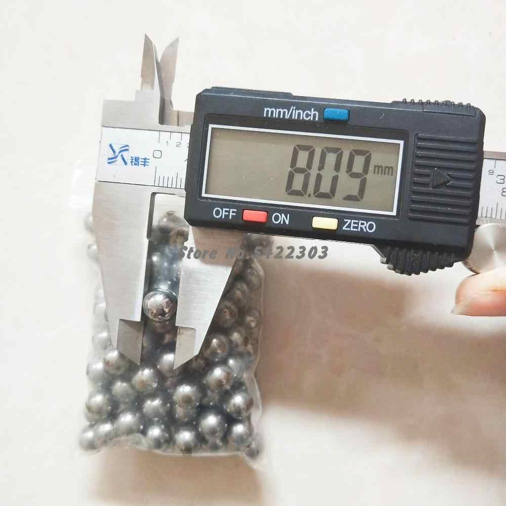 5 Mm 6 Mm 7 Mm 8 Mm 9 Mm 10 Mm Diameter Stalen Bal Voor Jacht Professionele Katapult Boog munitie Sling Shot Roestvrij Accessoires