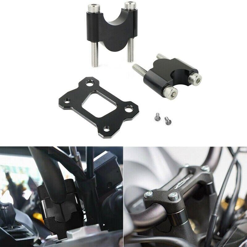8 x Motorrad Blinker Adapter Platten Spacer Für YAMAHA MT-07 2014-2018