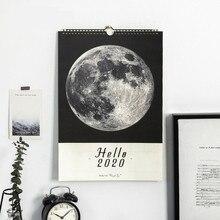 1 шт. настенный календарь, ежедневник на 365 дней, ежедневник, заметки, чтобы сделать список, отрывное оформление календарей, креативный календарь