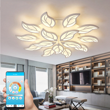 Modern Led Ceiling Lights for Living Room Kitchen Bedroom Kids' Room Dimmable Ceiling Lamp Deco Indoor Lighting Ceiling Fixtures kids room led acrylic ceiling lamp luminarias de interior led kitchen lighting fixtures living room decoration ceiling lights