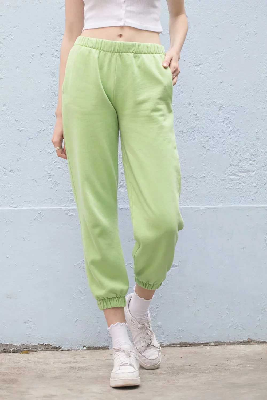 Повседневные розовые шаровары женские джоггеры fenale спортивные штаны уличная хлопковая Высокая талия брюки женские длинные брюки