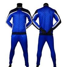 Высококачественный Спортивный костюм мужская спортивная одежда