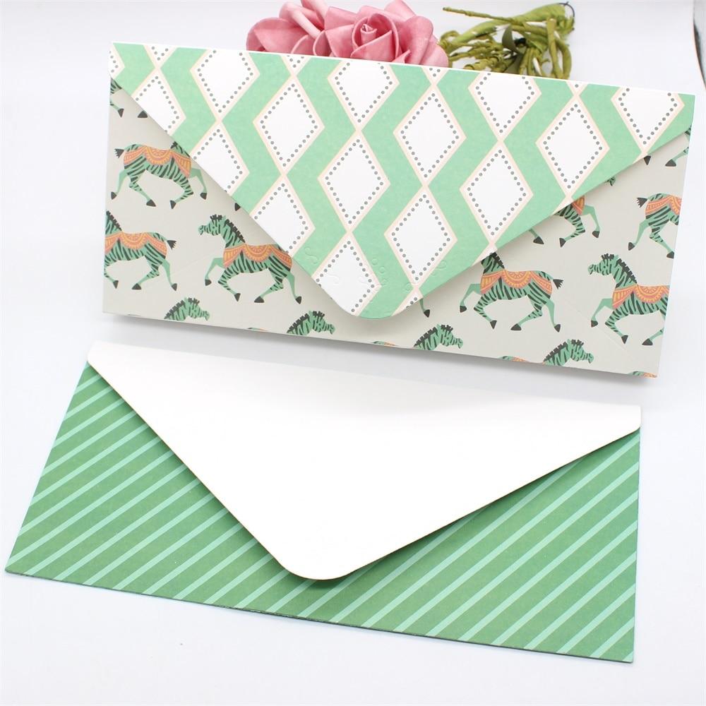 YPP CRAFT Slimline Envelope Die Metal Cutting Dies  for Scrapbooking/photo album Decorative Embossing Paper Card