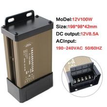 цены Source 12V 500W Smps Meanwell Power Supply 5V 12V 24V 100W 200W 300W 400W 500W 220V To 5V 12V 24V Power Supply Outdoor Rainproof
