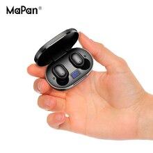 Bluetooth Earbuds with Mic Gaming Bass HiFi Handsfree Sport HiFi True wireless stereo Handf