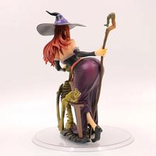 21cm Orchid Seed Sorceress sexy Action Figure PVC Collection