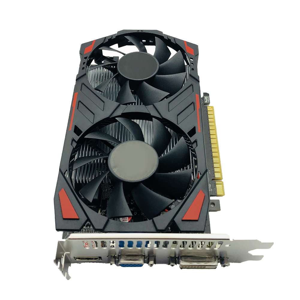 Image 3 - Original New Geforce GTX 750 Ti 2GB GDDR5 Video Card GTX750 Ti 2 GB Desktop Graphic Card 128 Bit PCI Express 3.0 HDMI DVI VGA-in Sound Cards from Computer & Office