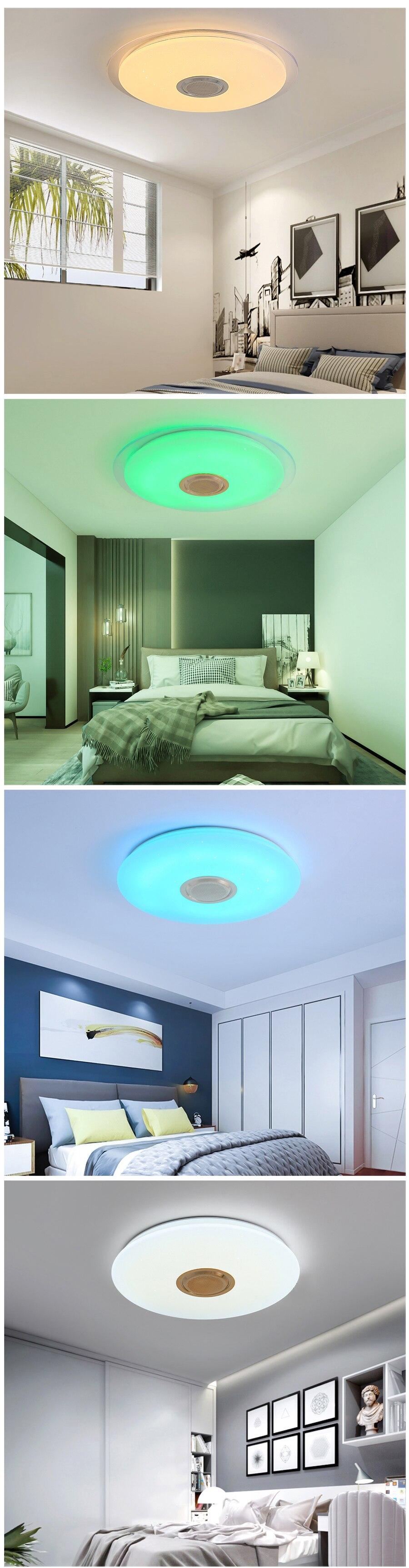 25 w 36 52 sala estar luz lampara de techo