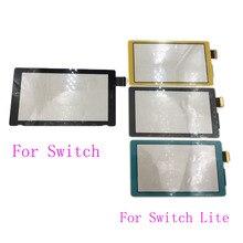 البلاستيك ل نينتندو سويتش لايت اللمس قطع غيار للشاشة لنينتندو سويتش شاشة تعمل باللمس لوحة ال سي دي
