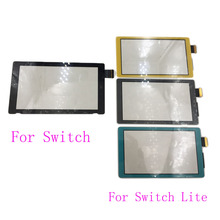 Plastic Voor Nintendo Schakelaar Lite Touch Screen Vervanging Voor Nintendo Switch Touch Schermen Lcd Panel