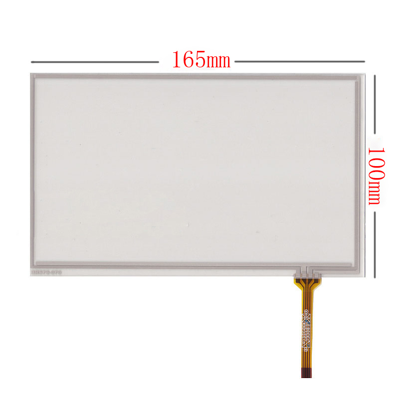 New 7 inch touch screen digitizer panel For Phantom DVM 3500G|Tablet LCDs & Panels| |  - title=