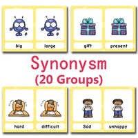 Sinônimos antonyms inglês palavra aprender cartão flashcards jogos quebra-cabeças para crianças crianças bebê juguetes educativos brinquedos crianças jogo