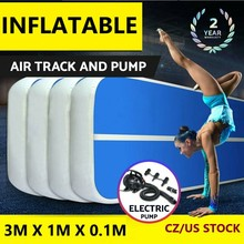 Tumble Track Inflatable 3M for Training/cheerleading Cz/us-Stock