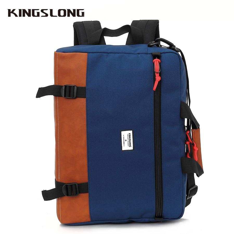 Business Briefcase Multi-Functional Mens Waterproof Casual Business Handbag Messenger Bag 15.6 Leather Laptop Bag for Men Women Color : Blue