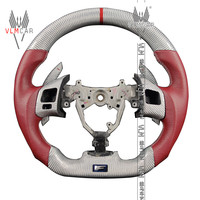 Private custom carbon Fiber steering wheel For Lexus IS /ISF