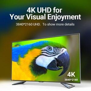 Image 4 - Bộ Chia Vention HDMI Nối Dài HDMI Nữ Để Nữ Cổng Kết Nối HDMI 4K 2.0 Mở Rộng Bộ Khớp Nối Cho PS4 Truyền Hình Cáp HDMI bộ Kéo Dài HDMI
