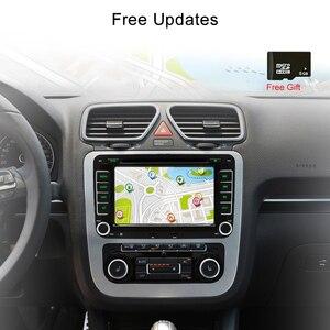 Image 3 - Junsun 2喧騒車のdvdセアト · レオン2 MK2 2005 2011カーラジオマルチメディアビデオプレーヤーナビゲーションgps画面とフレーム