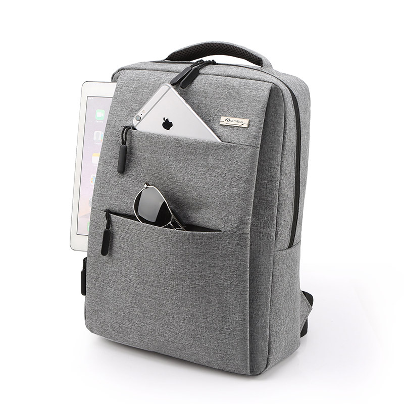 Custom Logo Cross-Border XIAOMI Backpack New Style Simple USB Charging Backpack Men's And Women's Casual Business Computer Bag