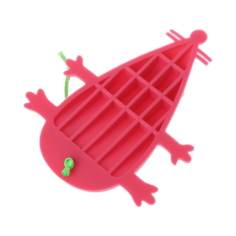 Door Stop Silicone Mouse Shape Protection For Baby Safety Stopper Security Guard 72XC