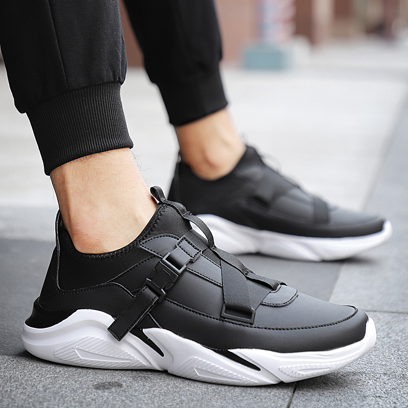 GUDERIAN Lightweight Shoes For Man Breathable Mens Sneakers Casual Fashion Spring Autumn Male Zapatos De Hombre