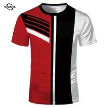 Camiseta de manga corta con cuello redondo para hombre y mujer, Camiseta deportiva con estampado 3D a la moda, nueva, gran ofert