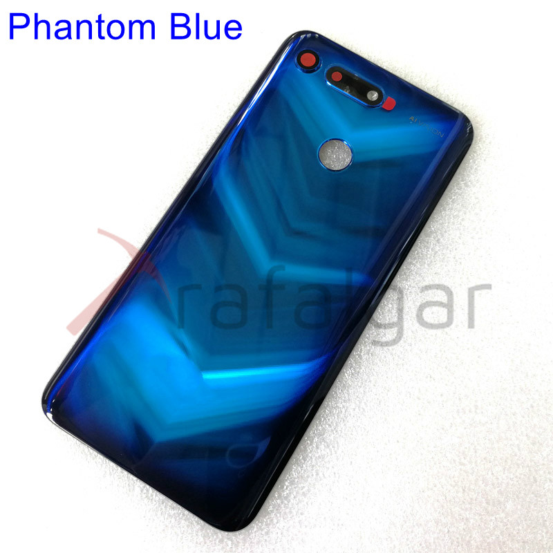Image 3 - For Huawei Honor V20 View 20 Battery Cover Back Glass Rear Door Window Housing Case For Honor View 20 Back Glass Panel PCT L29Mobile Phone Housings & Frames   -