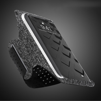 Comfortable Breathable Running Phone Holder Case Sport Mobile Phone Armband Smartphone Arm Band For Men Women Children