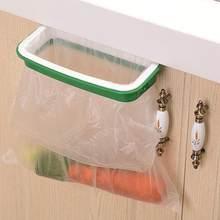 Support de sacs à ordures 21x13.5x8 cm, support suspendu pour fournitures de cuisine, armoire, porte-porte-poubelle, stockage des sacs poubelle