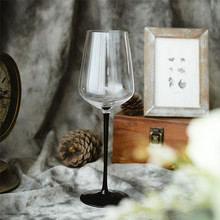 2pcs Luxury Wine Glass Europe Transparent Goblet Red Cup Champagne cup creative Bar Party Home Drinking Ware wedding gifts