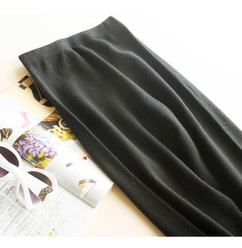 ผู้หญิงความร้อนกางเกงทำจากธรรมชาติยืดหยุ่นวัสดุเหมาะสำหรับฤดูใบไม้ร่วงและฤดูหนาวสวมใส่