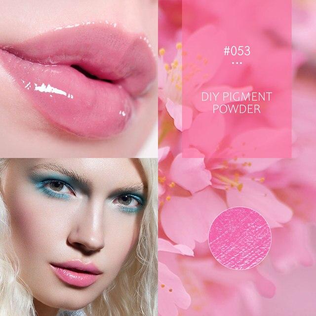 Фото 8 цветов блеск для губ «сделай сам» порошок материал глазурь цена