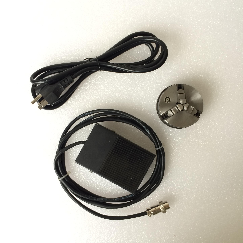 Piki-automaatne keevituslauaga 220V BY-10 pöörlemislauaga 3 lõuaga - Keevitusseadmed - Foto 4