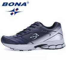 Мужские и женские кроссовки bona удобные для бега трекинга спорта