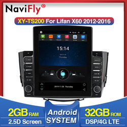 Neue! 4G LTE Android 4G + 64G Für Lifan X60 2012 2013 2014 2015 2016 x60 Auto Radio GPS Navigation Multimedia Player USB BT gps