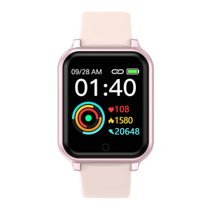 Image 2 - B58 Smart watches Waterproof Sports B57 Plus for iphone Apple phone Smartwatch Heart Rate Monitor Blood Pressure For Women men
