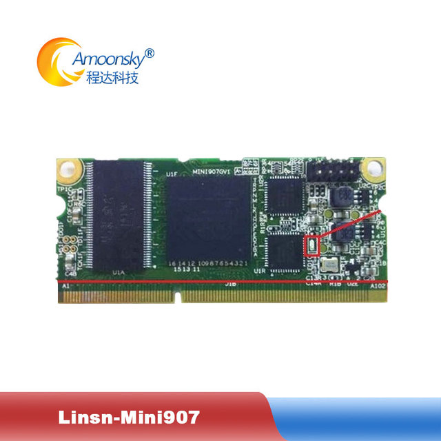 Competitive price linsn mini907 linsn small led receiving card for outdoor led sign programmable message scrolling board