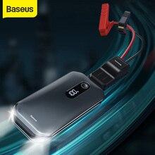 Baseus 자동차 점프 스타터 보조베터리 12000mAh 12V 1000A 자동 시작 장치 비상 스타터 자동차 부스터 배터리 자동차
