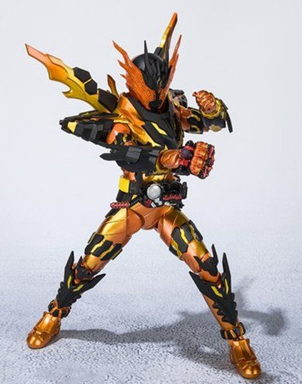 Image 3 - SHF Masked KAMEN Rider Cross Z MAGMA Ver. BJD Action Figure Model ToysAction & Toy Figures   -