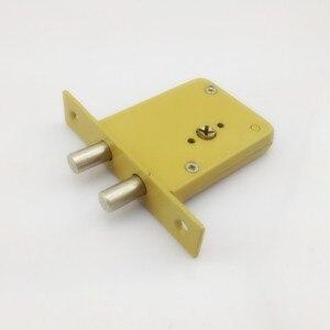 Image 3 - DeadBolt cerraduras invisibles, prevenir bloqueo recoger doble barra Invisible, mortaja, tubewell, seguridad, cerraduras de Mortice