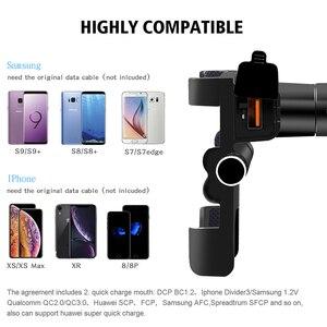 Image 5 - Vmonv Rorating אופנוע כידון טלפון מחזיק USB מהיר מטען 3.0 אופניים אחורית Stand עבור 4 6.5 אינץ טלפון נייד הר