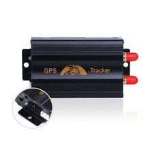 Mini GPS Tracker TK103A GPS Locator Real Time Vehicle Car GPS SMS GPRS Tracking Device System BE Locator Worldwide Car Navigator cheap kingslim 19cm*13cm*5 7cm Under 2 Inches As description Internet Connected Europe 30 Hours Up motocicleta GPS navigator