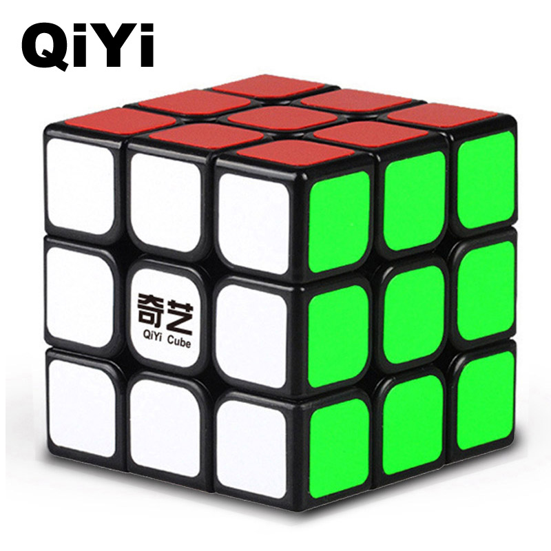 Magic Cube 3*3*3 Professional Puzzles 3 By 3 Magic Cubes Three Layers Speed Cube Education Toys For Children MF3SET